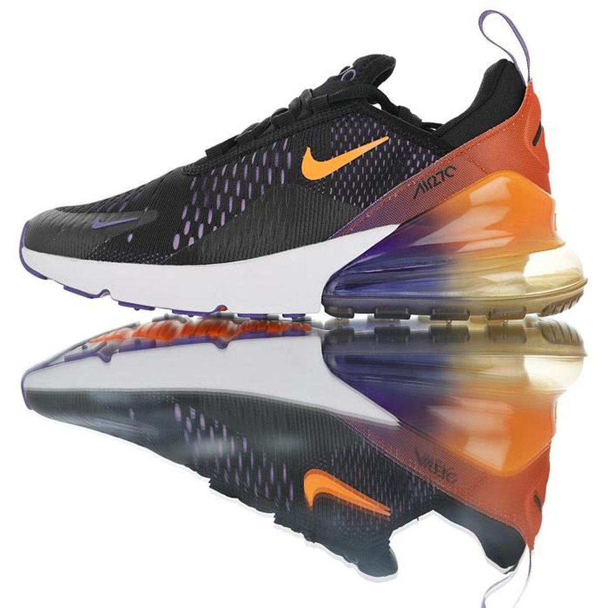 270 Chaussures Air Baskets Nike Course homme Max de noir nOP0wk