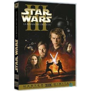 DVD FILM DVD Star wars, épisode 3 : la revanche des Sith