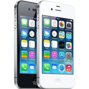 SMARTPHONE iPhone 4s 8 Go Noir Reconditionné - Très bon Etat