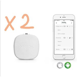THERMOSTAT D'AMBIANCE Thermostat connecté wifi heatzy installation facil