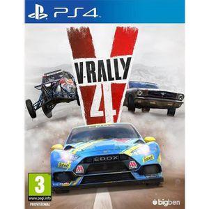JEU PS4 Bigben-V-Rally 4 Jeu PS4