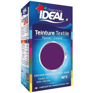 TEINTURE TEXTILE Teinture liquide Grand Teint - 40 mL - violet 23