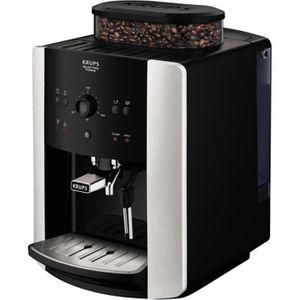 MACHINE À CAFÉ Expresso Broyeur Krups YY3073FD ARABICA SILVER QUA