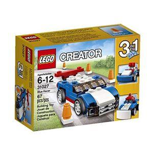 ASSEMBLAGE CONSTRUCTION Jeu D'Assemblage LEGO SIQIB Créateur Set Bleu Race