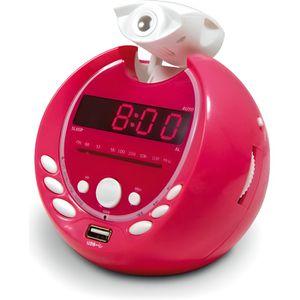 Radio réveil Metronic 477018 Gulli Radio-Réveil Enfant  MP3 USB