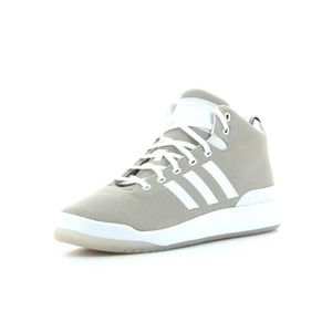 basket montante adidas grise