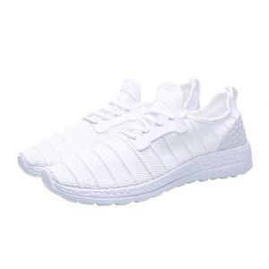 BASKET Chaussures de sport d'été unisexe Beathable Mesh C