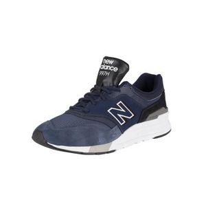BASKET New Balance  Baskets en daim 997H, Bleu, Homme