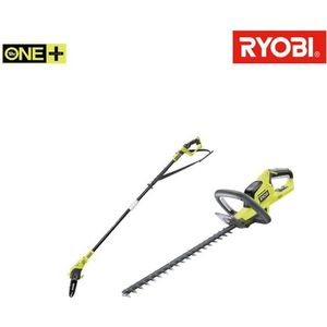 TAILLE-HAIE Pack RYOBI taille haie 18V OnePlus lithium OHT1845