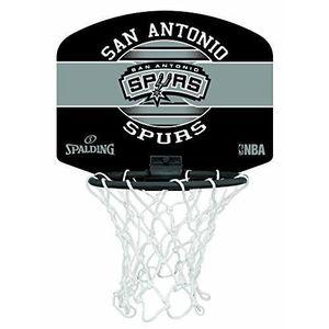 NBA Multicolore Spalding Spurs77–658z– Mini Board Sa LqjSzGUMVp