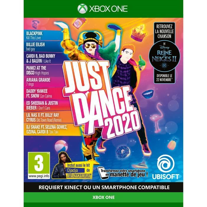 Just Dance 2020 Jeu Xbox One