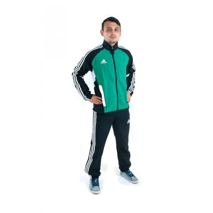 Survêtement Adidas Tiro 11 Presentation Taille 180 vert