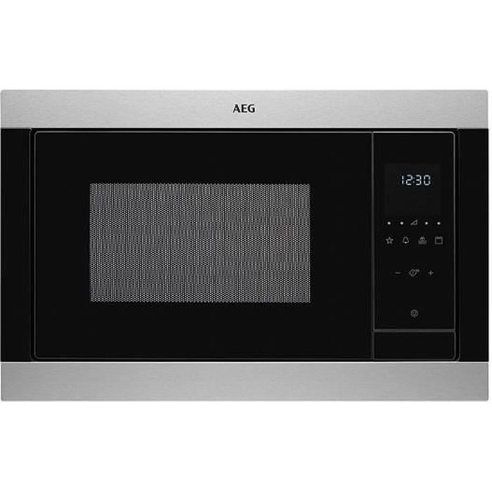 AEG MSB2547D-M Four micro-ondes grill intégrable 23 litres 900 Watt inox