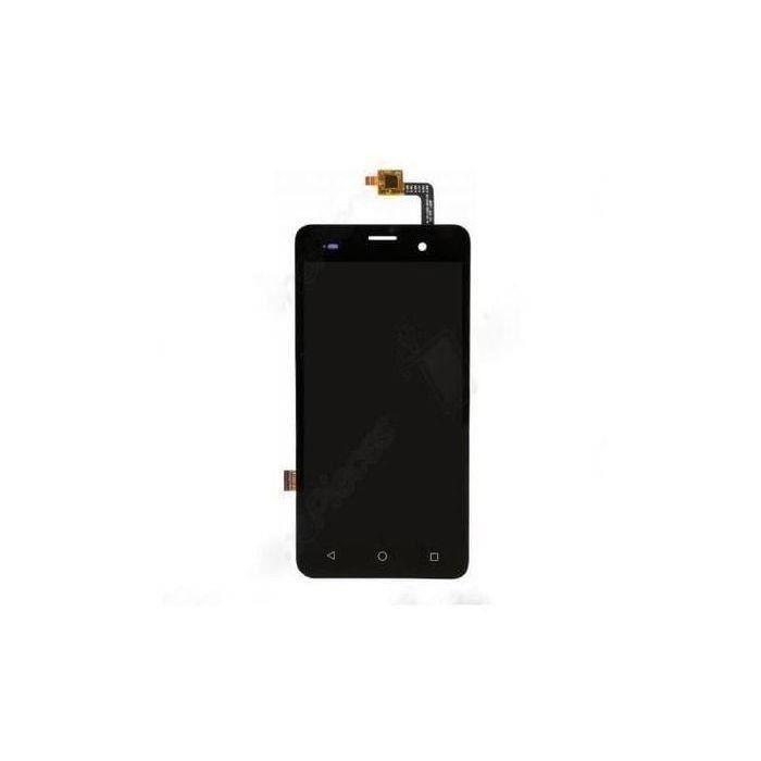 Ecran LCD et tactile blanc de remplacement pour Wiko Jerry 2 - Accessoire PDA et Smartphone