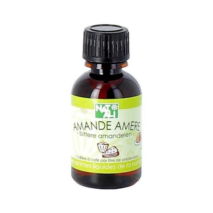Extrait arôme amandes amères (non bio) 30ml