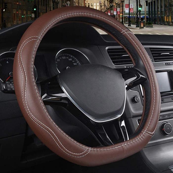 Couvre Volant de Voiture de Type D, pour Citroen C3-XR C4, pour Sega C4L, pour Elysee DS3 DS4 DS5 DS3m pour Audi TT RS7 S5 S5 2470