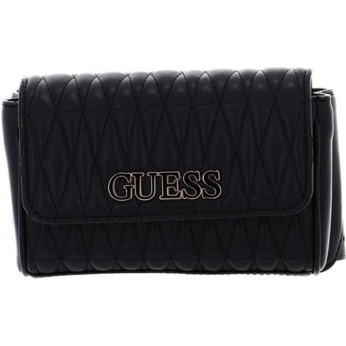GUESS Brinkley Crossbody Belt Bag Black [104713]