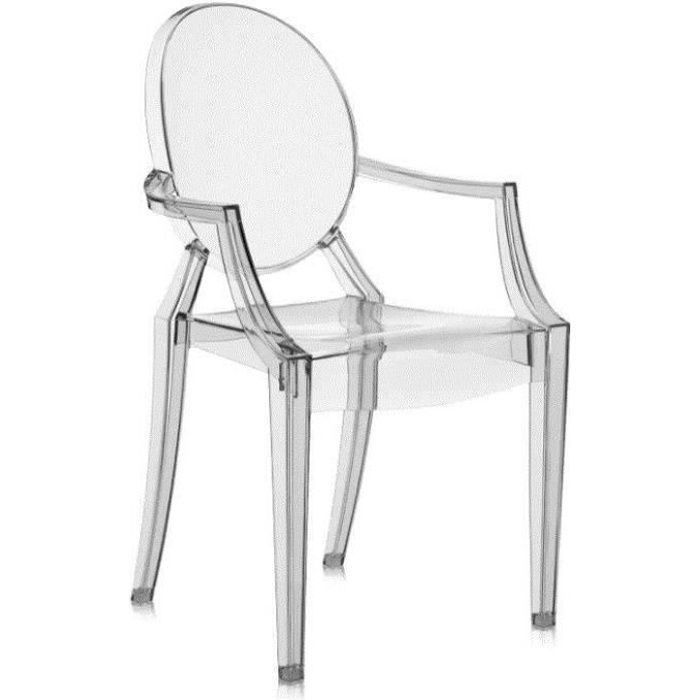 Chaise Kartell Louis Ghost