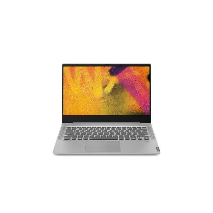 Lenovo Ideapad S540 14Iwl 14'' Full Hd Gris (Intel core i7, Ram 8Go, Ssd 512Go, Intel Hd Graphics, Windows 10)