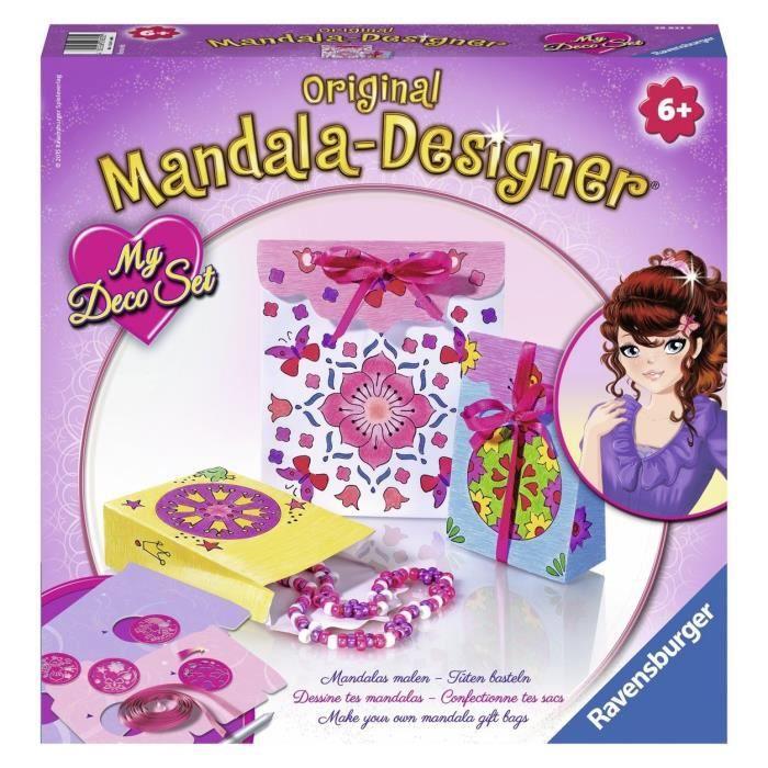 Ravensburger Mandala Designer Deco Set