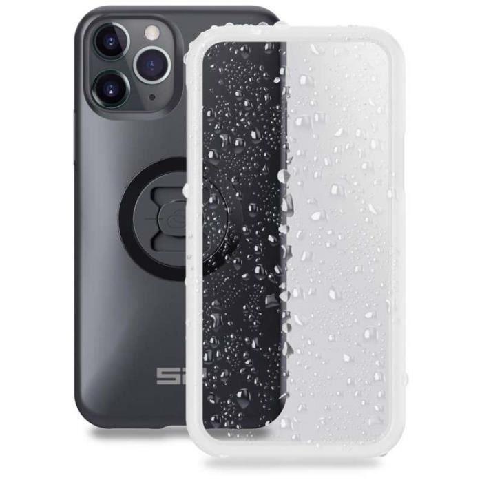Protection pluie pour coque SP CONNECT iPhone 11 Pro Max