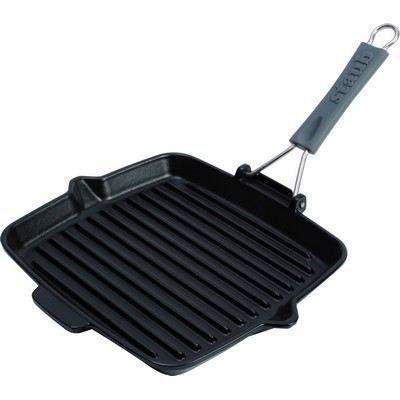STAUB Grill noir carré 24x24cm