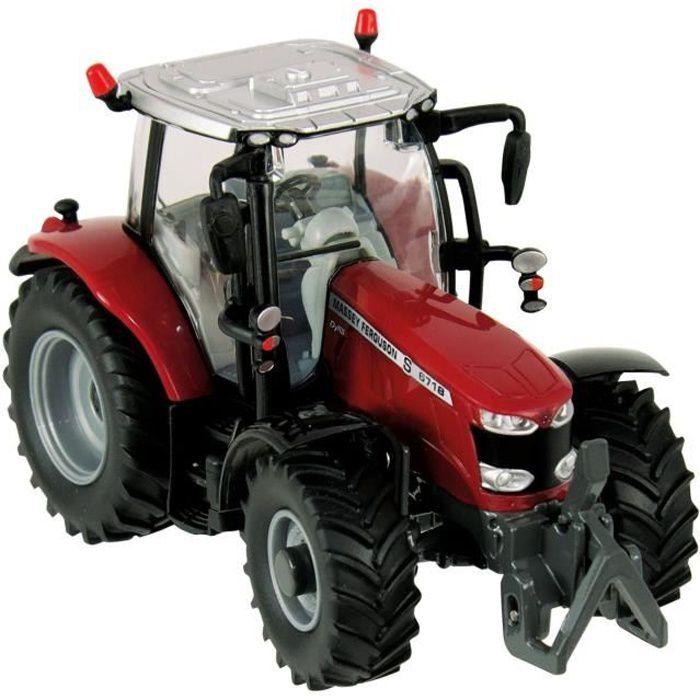 MASSEY FERGUSON 6718S Tracteur