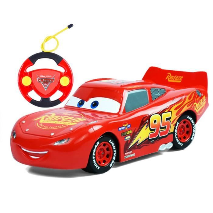 cars 2 voiture electrique enfant flash mcqueen voitures. Black Bedroom Furniture Sets. Home Design Ideas