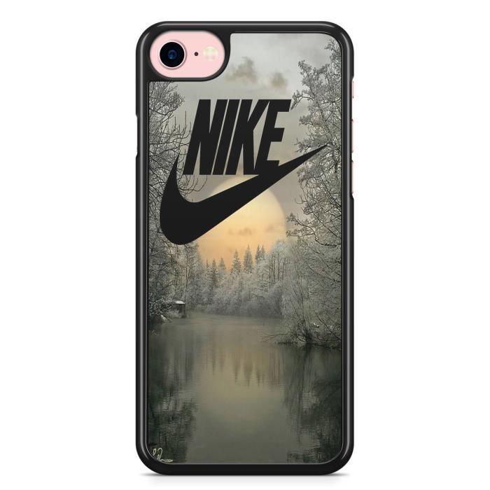 Coque Samsung Galaxy S6 EDGE Nike Nature Hiver