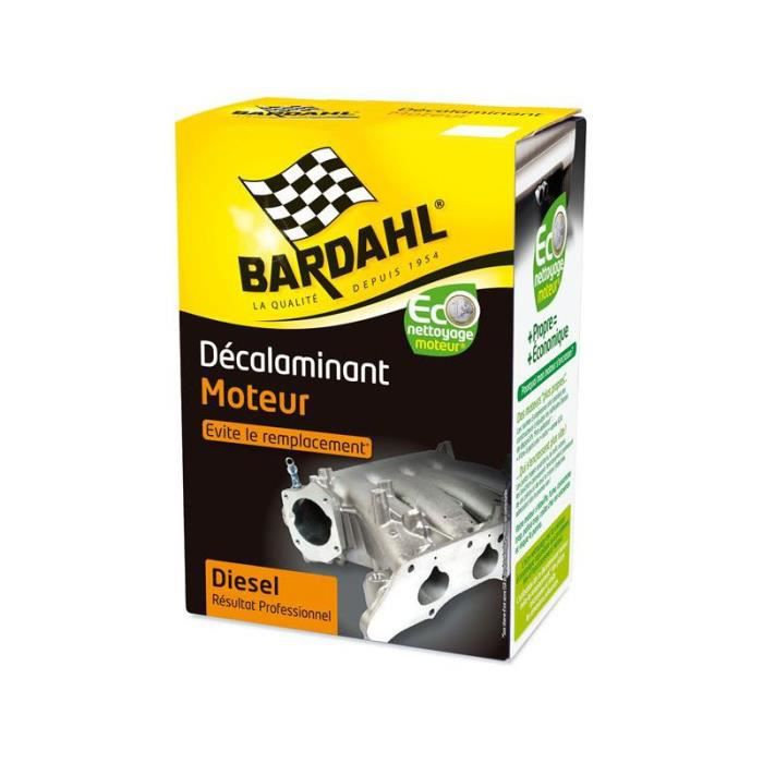 bardahl kit decalaminant moteur achat vente additif bardahl kit decalaminant mo cdiscount. Black Bedroom Furniture Sets. Home Design Ideas