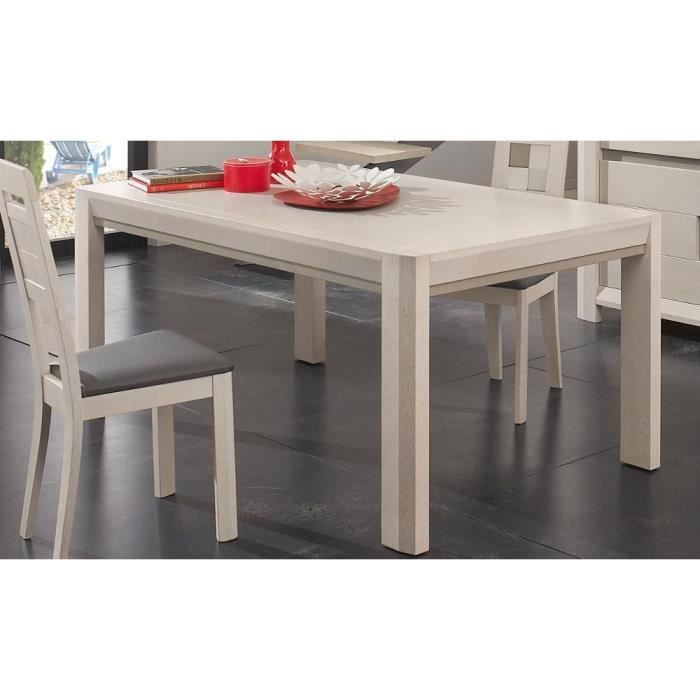 Table haute l 160 murano sable achat vente table a for Table haute a manger