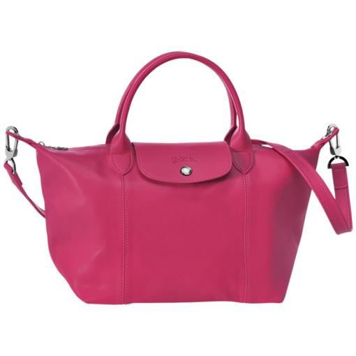 Sac Longchamps Pliage Rose