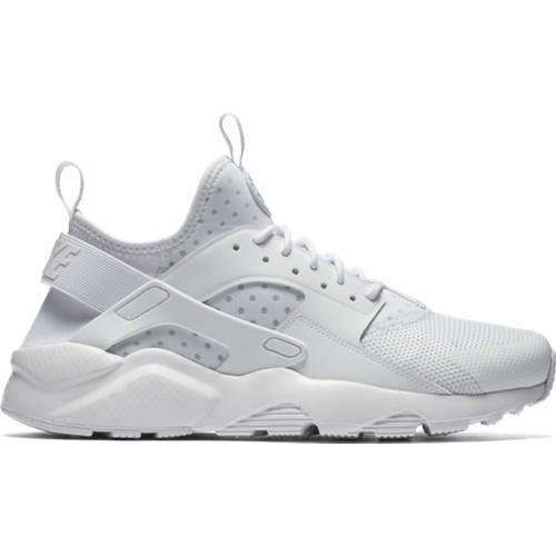 watch exclusive shoes big discount NIKE AIR HUARACHE RUN ULTRA Blanc - Achat / Vente basket - Cdiscount