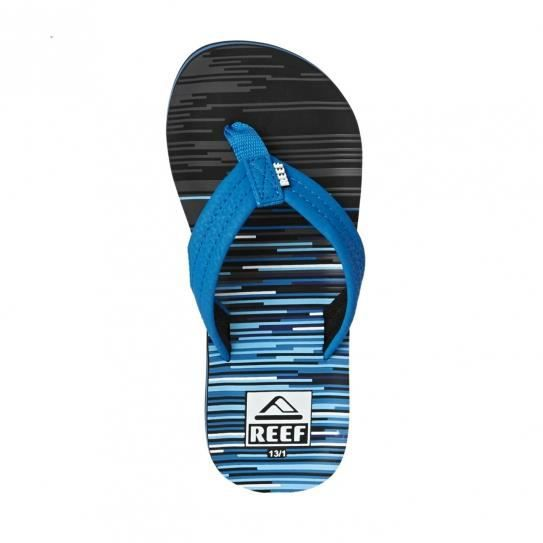 Tongs Ahi Blue Lines Jr - Reef