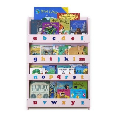 tidy books biblioth que pour enfants rose achat vente biblioth que tidy books. Black Bedroom Furniture Sets. Home Design Ideas