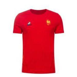 Jersey Coton Coupe du Monde Graphic T-Shirt De Sports D/ét/é Respirant T-Shirt Loisirs Football Polo France Maillots De Rugby FFR pour Hommes Cadeau pour Un Ami