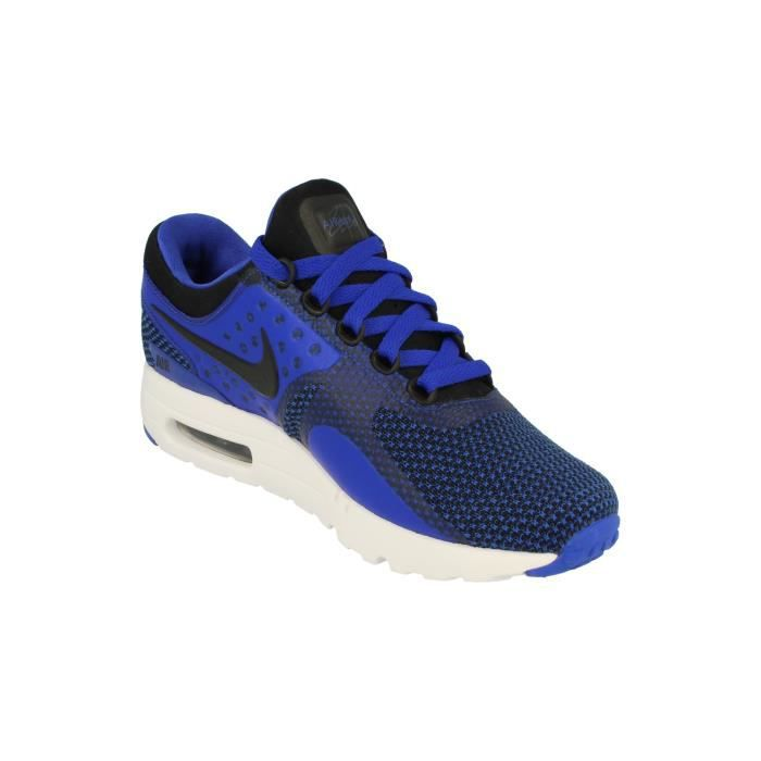 finest selection dd810 0896e ... Nike Air Max Zero Essential Hommes Running Trainers 876070 Sneakers  Chaussure JIX1t8ZUt5