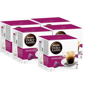 dosette dolce gusto achat vente dosette dolce gusto pas cher cdiscount. Black Bedroom Furniture Sets. Home Design Ideas