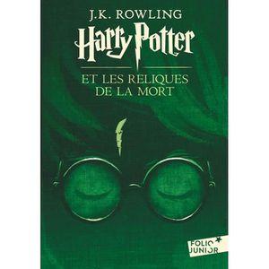 Livre 9 -12 ANS Harry Potter et les Reliques de la Mort