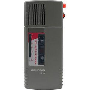 DICTAPHONE - MAGNETO. Grundig Sh 10, Cassette