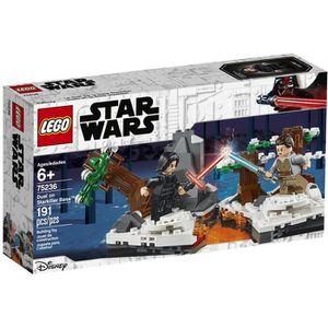 ASSEMBLAGE CONSTRUCTION LEGO Star Wars™ 75236 Duel sur la base Starkiller