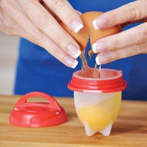 Mini S/éparateur Blanc de Jaune doeuf avec Support en Silicone BeatlGem Egg Filtre S/éparateur Blanc Oeuf de S/éparateur en Plastique