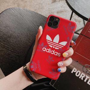 COQUE - BUMPER Coque iPhone 11 Pro,Rouge Couleur unie Souple Anti