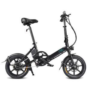 VÉLO ASSISTANCE ÉLEC FIIDO D3 Vélo Electrique Pliable - Batterie 7,8Ah