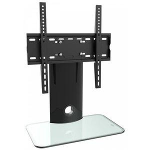 FIXATION - SUPPORT TV RICOO Meuble TV Design FS303W Support sur pied en