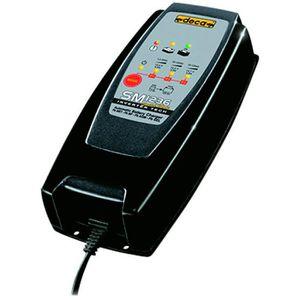 STATION DE DEMARRAGE DECA Chargeur de Batterie jusqu'à 120 Ah
