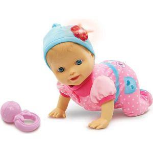 JEU D'APPRENTISSAGE jeu apprentissage bébé VTech Little Love Interacti