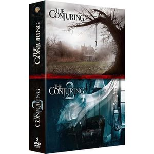 DVD FILM The Conjuring 1 et 2 - Coffret DVD
