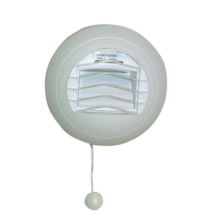 Ventilation - Bouche hygro cuisine 10/45/120 m3/h