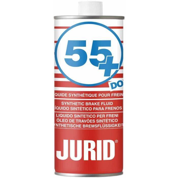 JURID Liquide de frein 55+ DOT 4 - 485ml